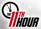 Jim McIntyre, host of 'The 11th Hour' on AM 1420 interviews GCVM Officers Patrick McLaughlin and Bob Camburn